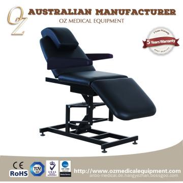 Hochwertige Mehrzweck-Klinik-Bett für Verkauf Premium-Gesundheitszentrum Massage-Behandlung Tabelle Physiotherapie Untersuchungs-Couch