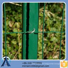 De alta calidad Conveniente Flexible reciclado utilizados valla rodillos para la venta
