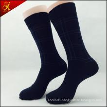 Best Price Custom Socks Men Black Business