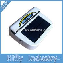 Tragbarer Autofan HF-602 Auto-kühler solarbetriebener Fan / Solarauto-Fan / angetriebener Selbstsolarsolar