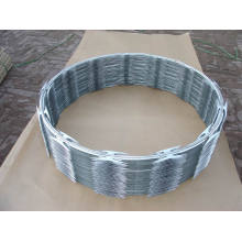Concertina Wire Bto22 in High Carbon Wire