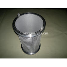 Layar Filter 304 316 Stainless Steel