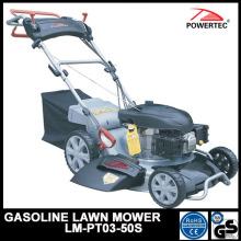 Gadanheira de gramatura de gasolina ajustável e auto-propulsionada Powertec (LM-PT03-50S)