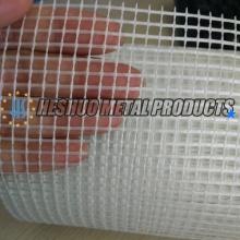 Ruban adhésif à mailles en fibre de verre adhésive pour cloison sèche