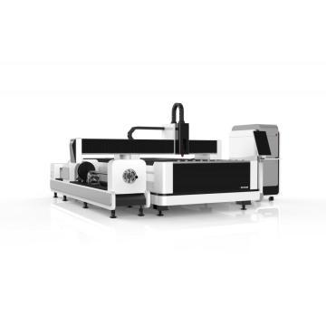 Tube & Plate Fiber Laser Cutting Machine