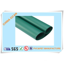 Film PVC rigide pour arbre X'mas, vert
