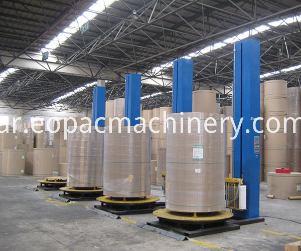 Heavy Duty Pallet Wrapper