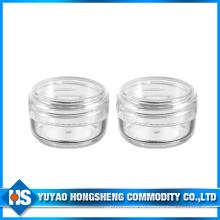 Hy-Pj-005A PS Saubere kleine Kapazitäts-Plastikglas