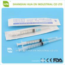 Hochwertige Einwegspritzen CE ISO FDA made in China