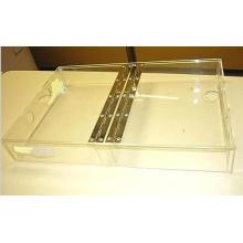 Transparentes PMMA mit allen Arten von Größen