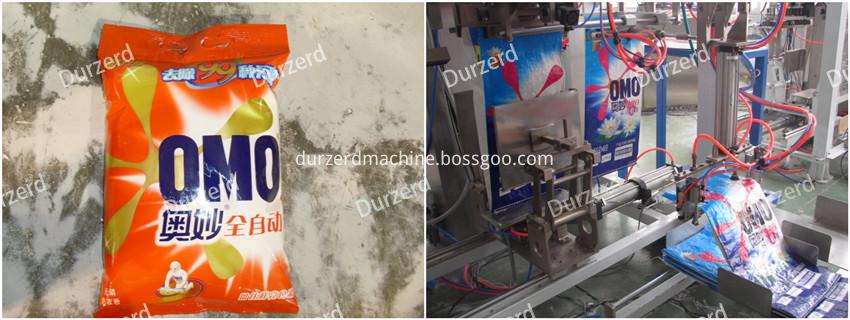Premade Bag Secondary Packing Machine