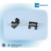 Profissional personalizado permanente em forma de U Bonded Magnet para fabricação automotiva na China