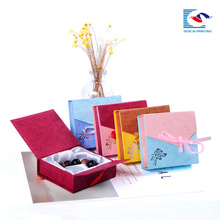 wholesale unique paperboard jewellery packaging box rigid black gift boxes