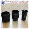 Hot Ceramic Flower Pots Wholesale/ Ceramic Led Flower Pot/Garden Decoration Flower Pots & Planters