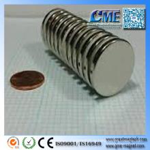 Neo Circular Disc Magnete für Spielzeugmagnete