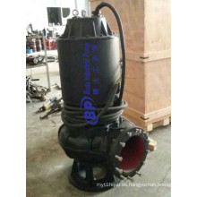 Bomba sumergible de aguas residuales