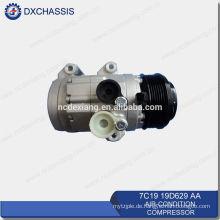 Original Hochwertiger AC Kompressor für Ford Transit V348 7C19 19D629 AA