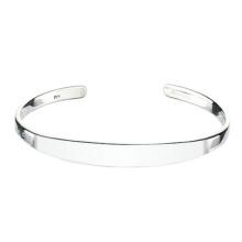 Heiße Verkaufs-geöffnetes silbernes Armband-Schmucksache-Großverkauf