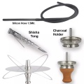 Germany stainless steel stock hookah shisha