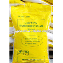 Fosfato dicálcico 18,0% de grado de alimentación DCP