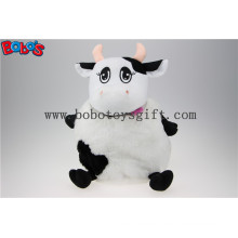 Plush Cow Backpack, Suffed Cow Animal Toy School Backpack