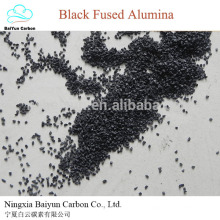 abrasivo, moagem, alumina fundida preta para polir pó de alumina