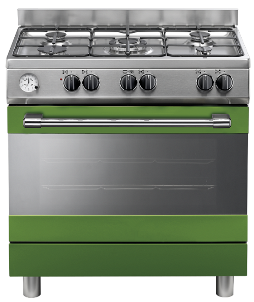 Kitchens Gas Cooker with Gas Oven