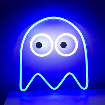 PACMAN LED NEON SIGN