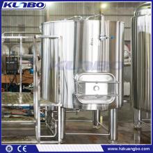KUNBO cerveza comercial cobre Mash Tun y máquina de elaboración de la cerveza