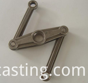 Precision Casting Of Food Machinery