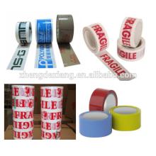 Custom Logo Printed Packing Tape Bopp Box Sealing Tape