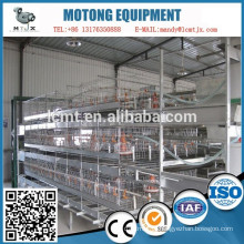 China fábrica totalmente automático gaiolas de bateria de aves de capoeira