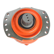 Poclain MS Series MS11 MSE11 MS18 MS25 MS35 MS50 MS83 MS125 Hydraulic Drive Wheel Radial Piston Motor MS35-0-127-A18-7321-5800