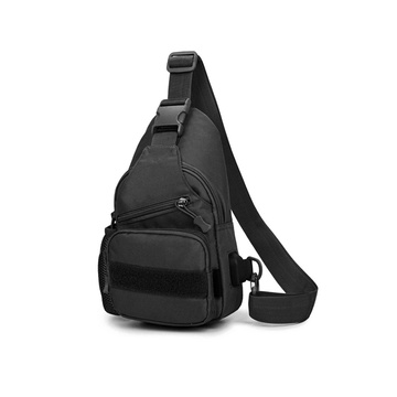 Sling Bag Shoulder Chest Cross Mochila para Hombres