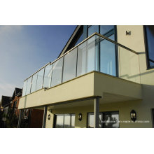 12mm Thickness Toughened Glass Balustrade (GB-03)