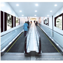 Moving Walk Passenger Travelator VVVF