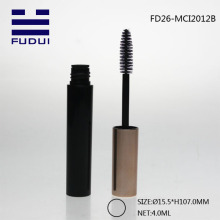 Unquire Cosmetic Packaging Black Plastic Mascara Tube