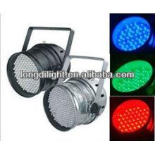 DJ 144 10-миллиметровый светодиодный фонарик, партия DMX, партия пар, RGB PAR 64