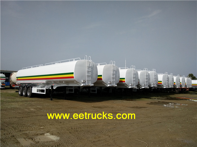 50 CBM Fuel Tank Trailers