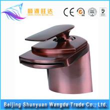 Profissional Fabricação Bronze banho faucet lavatório bronze