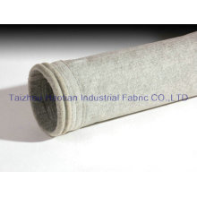 Sac de filtre à feutrine anti-statique Ss pour usine de ciment