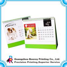 Kundengebundene Papierkalender der kleinen Größe 2018 u. 2019