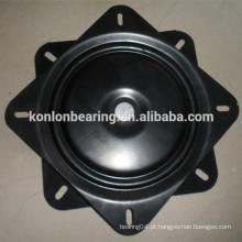 10 polegadas barstool metal giratório placa | Barra de fezes mecanismo giratório