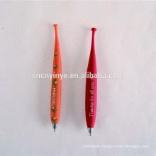 2015 PVC fashion rubber pen