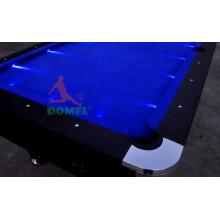 Mesa de bilhar de luz LED