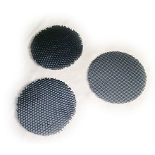 Round Shape Black Honeycomb Core Lighting