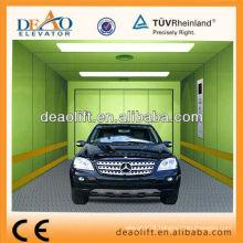 Energy and power saving Automobile Elevator