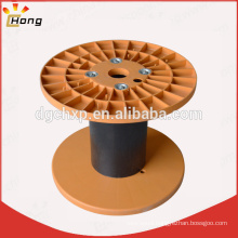 plastic cable spool for wire shipping
