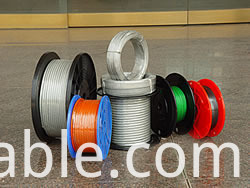 Pvc Coating Wire Rope 3