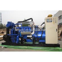 CE ISO 200kw gerador de gás natural para vendas quentes